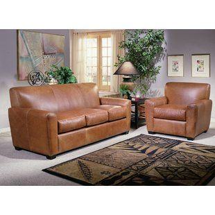 Best Place To Buy Jackson Leather Configurable Living Room Set Omnia Leather Furniture Living Room Sets Leather Sofa Set Wayfair Living Room Sets