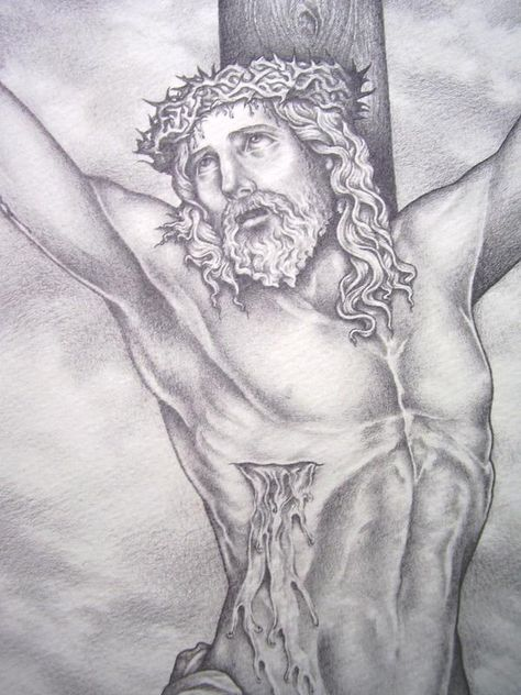 Pencil Drawing Of Jesus On The Cross Nail Art Tattoo Jesus Art Drawing Jesus Drawings Jesus Artwork