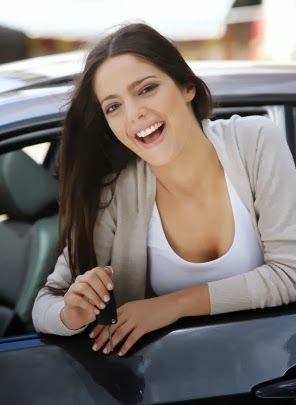 Get A Car Insurance For Young Female Driver With Full Coverage