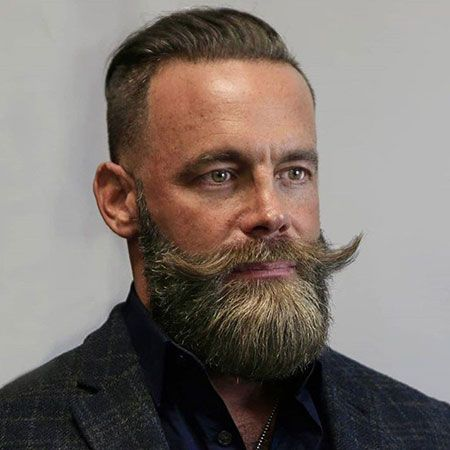 Pin Auf борода
