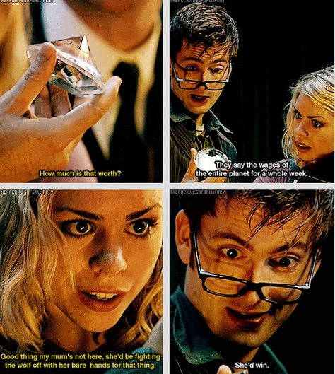 Doctor who- the wolf episode! The werewolf is so CREEPY! - Doctor who- the wolf episode! The werewolf is so CREEPY! Fandoms, Serie Doctor, 10th Doctor, Twelfth Doctor, Out Of Touch, Don't Blink, Rose Tyler, Torchwood, David Tennant