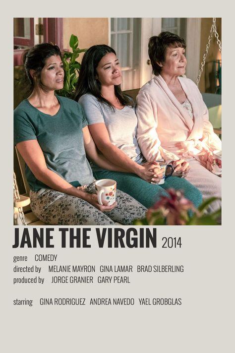 Jane The Virgin by Maja