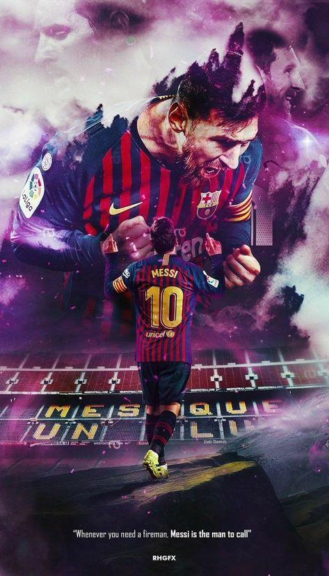 Lionel Messi wallpaper