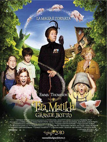 Tata Matilda E Il Grande Botto Hd 2010 Cb01 Zone Film Gratis Hd Streaming E Download Alta Definizione Film Per Famiglia Emma Thompson Film
