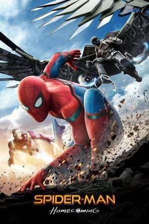 Nonton Spiderman Homecoming Sub Indo : nonton, spiderman, homecoming, Image, Spider-Man:, Homecoming, (2017), Homecoming,, Spiderman,, Movies, Online
