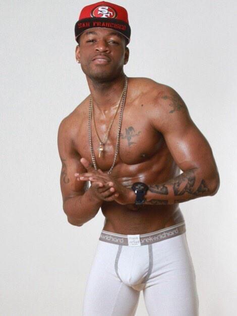 Black gay porn star
