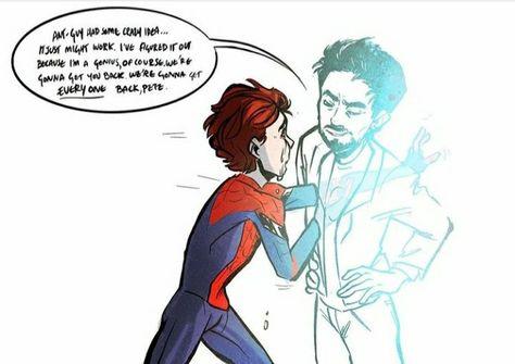 Memes /Comics ~♡~  Spidey/Tom Holland/Avenger - 😢~AEC~😢