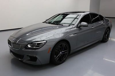 2014 Bmw 6 Series Base Sedan 4 Door 2014 Bmw 650i Gran Coupe M