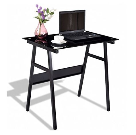Small Laptop Desk For Bedroom Pc Computer Table Home Office