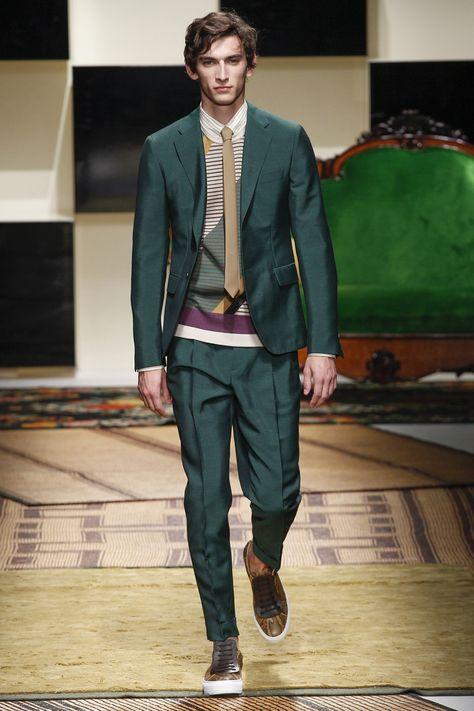 Salvatore Ferragamo | Men's Fashion | Menswear | Men's Outfit for Fall/Winter | Moda Masculina | Shop at designerclothingfans.com