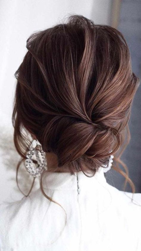 42 Gorgeous Wedding Hairstyles—Prom Hairstyles For Long Hair, elegant updo wedding hairstyles for short hair or medium length hair Medium Hair Styles, Curly Hair Styles, Prom Hairstyles For Long Hair, Easy Hairstyles, Trending Hairstyles, Hairstyle Ideas, Gorgeous Hairstyles, Formal Hairstyles, Hair Updos For Medium Hair