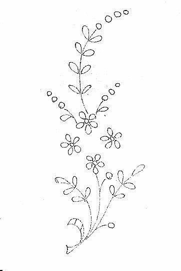 Pinterest Simple Flower Embroidery Designs Patterns Google