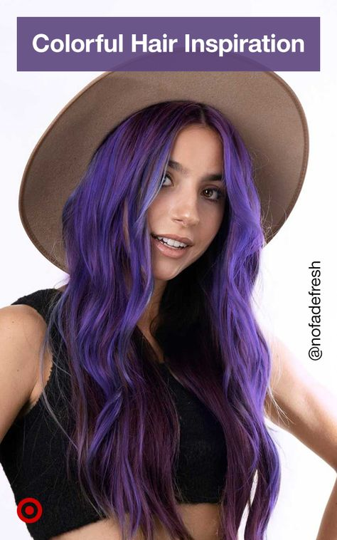 Get orange, pink or blue hair with an easy-to-use hair color shampoo  conditioner. Refresh, maintain or create new color.