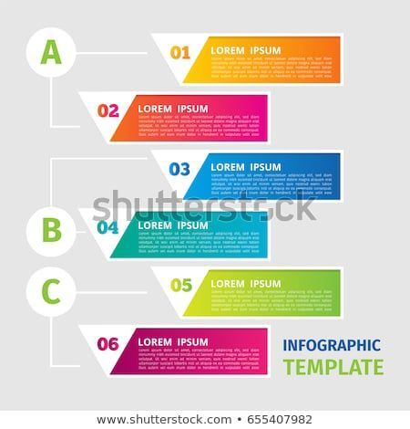 Creative Concept For Infographic Business Data Visualization Process Chart Abstract Elements Of Graph Diagram Datenvisualisierung Infografik Vektorgrafik
