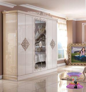 افخم غرف نوم للعرسان موديل 2020 Bedroom Decor Design Shabby Chic Bedrooms Chic Bedroom
