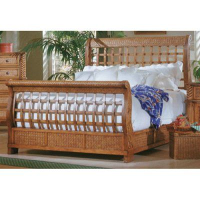 Progressive Furniture Palm Court Sleigh Complete Bed 1416 80 81 83 Sizes And Products