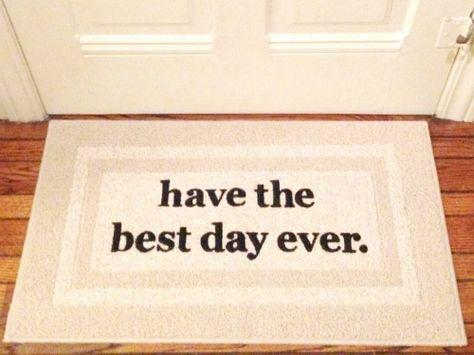Morning Mantra #homedecor #inspiration