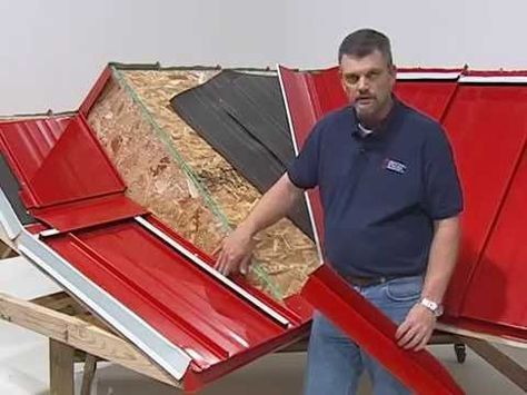 How To Install Metal Roof Transition Trim For Union S Masterrib Panel Youtube Metal Roof Installation Metal Roof Roof Installation