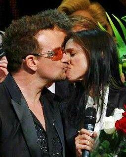 Bono and Ali <3