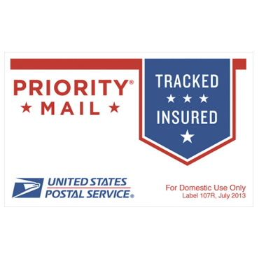 Priority Mail Sticker Label 107r Roll Of 1 000 Priorities