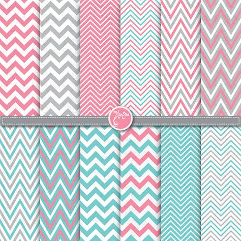 picture relating to Chevron Printable Paper named Record of Pinterest chevron printable paper etsy suggestions