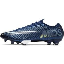 Cleated Nike Mercurial Vapor 13 Elite Mds Fg Regular Ground Football Boot Blue Nikenike Cleated Crystaljewe Studded Shoes Soccer Shoes Football Boots
