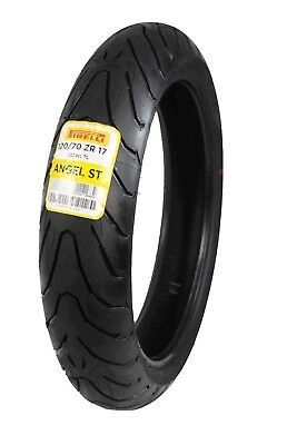 Pirelli 120 70zr17 Angel St Front Motorcycle Tire 120 70 17 Single Ebay Motorcycle Tires Pirelli Tire