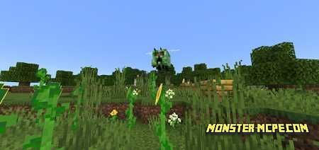 Bees Like Creepers Texture Pack Texture Packs Creepers Texture