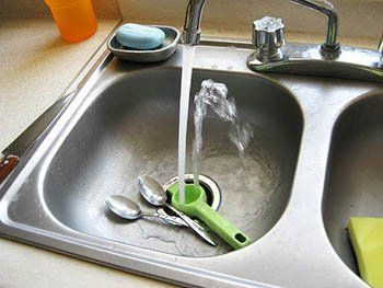 Is Your Drain Clogged Or Starting To Send Water Back Up Whether It S The Kitchen Sink Shower Or Basement Drain Kitchen Sink Sink Drain Kitchen Sink Clogged