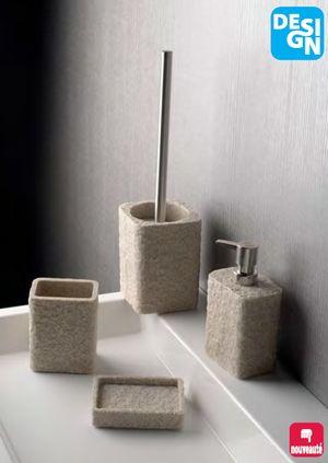 kit accessoires salle de bain ensemble