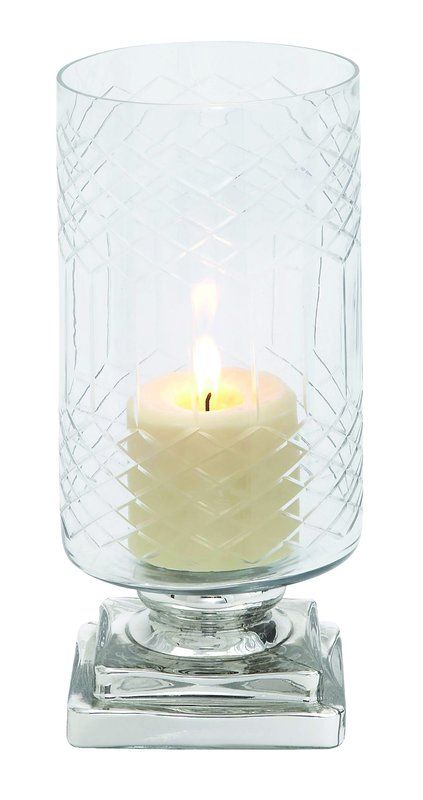 12 Traditional Glass Hurricane Candle Holders Glass Candle Holders Candles
