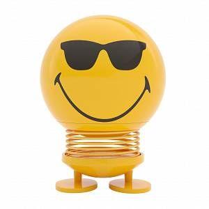 Hoptimist Smiley Cool Jouet Jaune Brillant H 14cm O 10cm Avec Mecanisme A Ressort En 2020 Smileys Smiley Cool Jouet