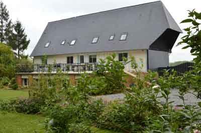 Vente Chambres D Hotes Ou Gite En Activite En Normandie Decoration Exterieur Maison D Hotes Chambre D Hote