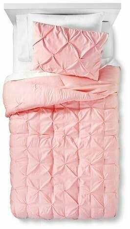Pillowfort Pink Pleat Comforter Set Target Pillowfort
