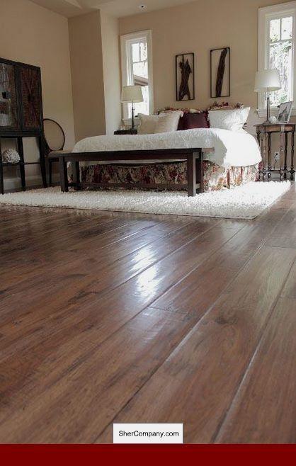 Dark Wood Flooring Bedroom Ideas Hgtv Laminate Flooring Ideas And Pics Of Living Room Bare Floors Woodflooring Floors Home Rustic Flooring House Flooring