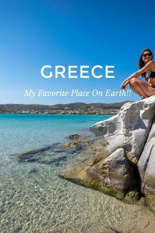 GREECE My Favorite Place On Earth!!: by cindy dowsett on @stellerstories