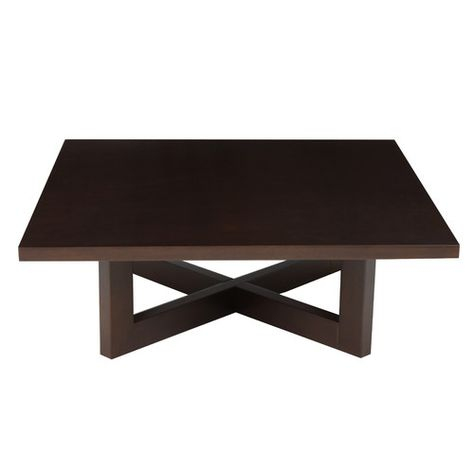 Beliveau Coffee Table Large Square Coffee Table X Coffee Table
