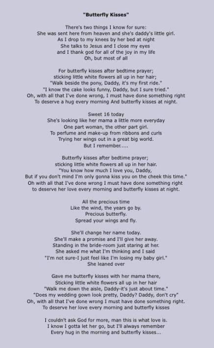28 Ideas Wedding Songs To Walk Down Aisle R B Father Daughter Daughter Songs Kiss Songs Great Song Lyrics