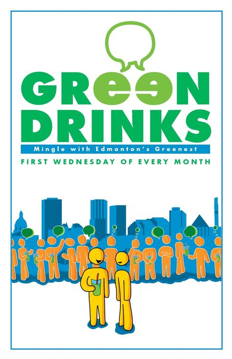 Eight reasons to brave the winter snows & enjoy Green Drinks: Local Arts & Crafts tonight (Nov 2012) | The Local Good | #greendrinksyeg