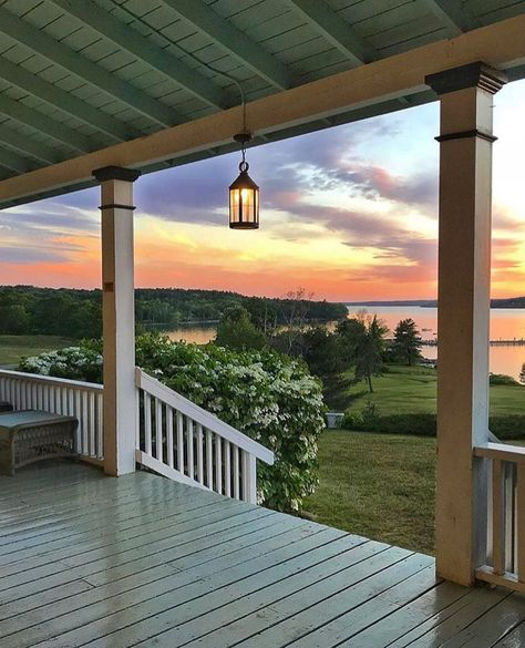 Chebeague Island, Maine via Country Living Magazine Future House, Beautiful Homes, Beautiful Places, House Goals, Coastal Living, Country Life, Country Living, Farm Life, My Dream Home