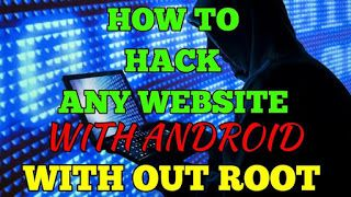 How To Hack or Crack Any Website With Termux - Online Tips World