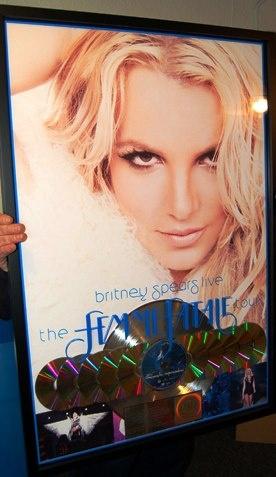 Britney dvd skye