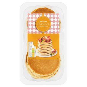 Waitrose Partners Buttermilk Pancakes Waitrose Food