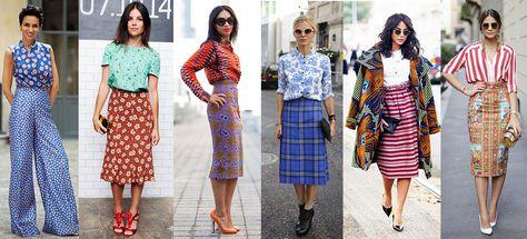 ¿Te has preguntado por qué nunca puedes combinar estampados como lo hace tu editora de moda favorita? ¿Por qué es tan difícil si se ve …