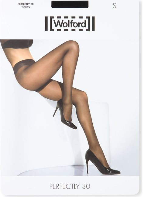 For elegant tights with a subtle shimmer, choose Wolford's Perfectly 30 denier tights. Ideal for every day, the semi-transparent design will be a regular go-to in no-time.