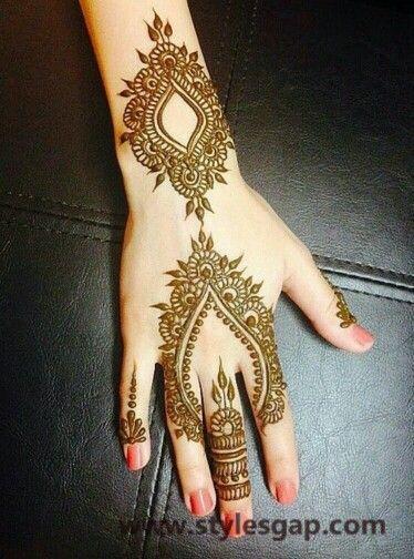 henna tattoo mehndi design 2021