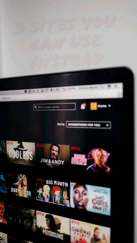 3 Sites You Can Use Instead Of Netflix