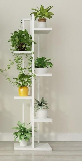 Shibuya Stacked Plant Stand Plant Decor Indoor House Plants Decor Plant Stand Indoor