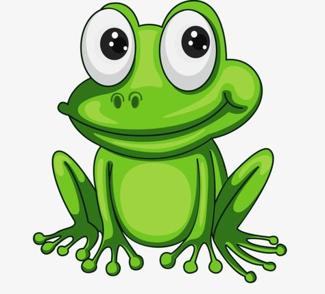 Cartoon Frog Frog Clipart Cartoon Clipart Frog Png Transparent Clipart Image And Psd File For Free Download Frog Art Frog Drawing Frog Illustration