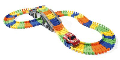 149 pcs click lock car race track boys toys great toys for kids pinterest race tracks and toy